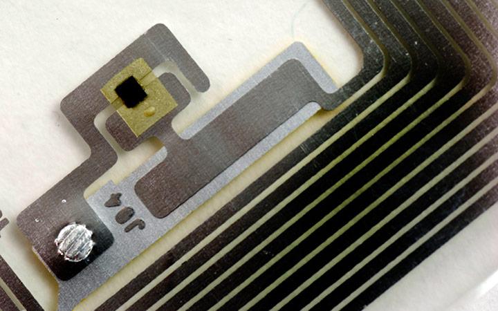 RFID encoding