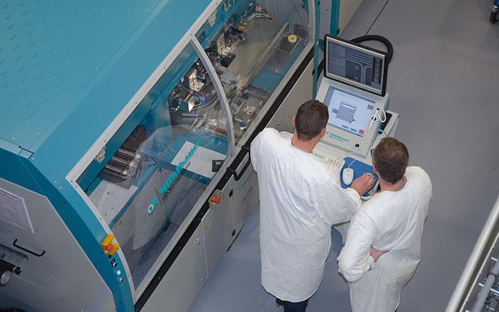 Paragon RFID manufacturing