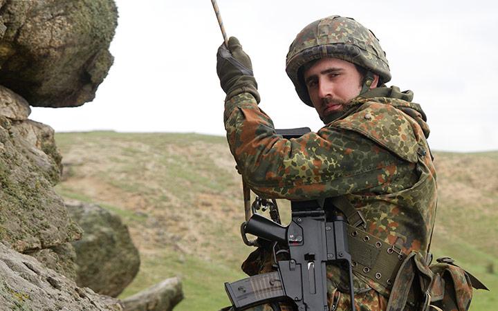 RFID pour le maintien en condition des équipements de l'armée