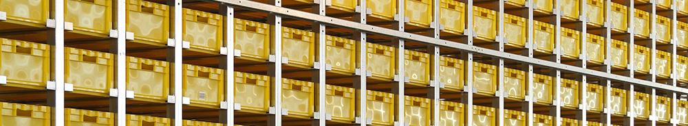 La RFID pour la gestion et le suivi des contenants