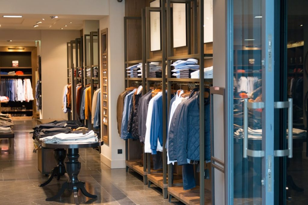RFID solution in the retail sector