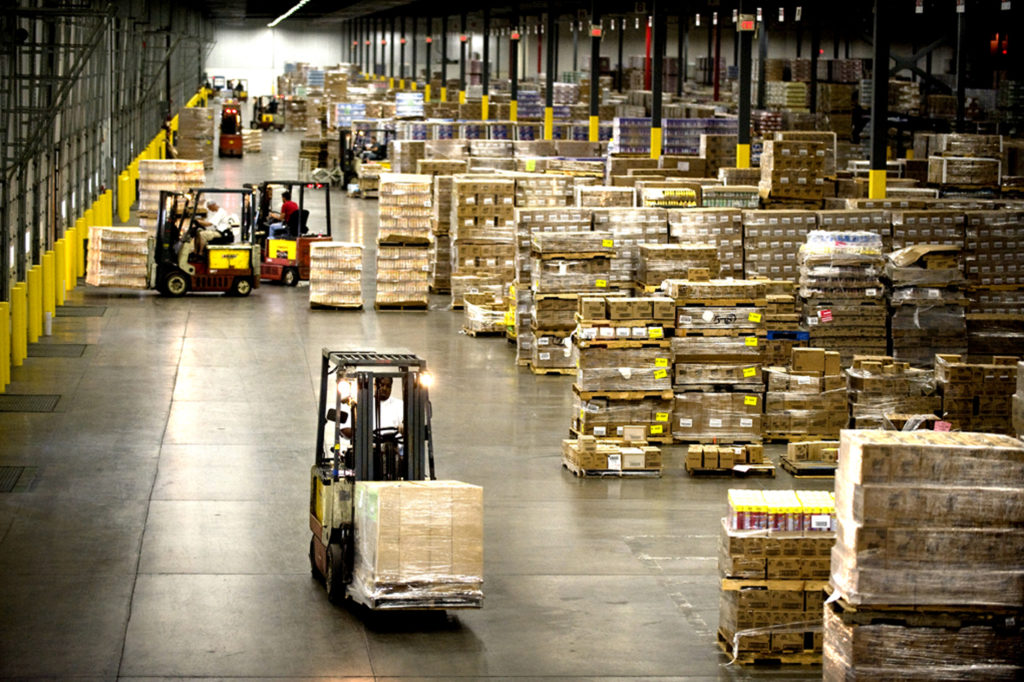 Accurate stock management with RFID