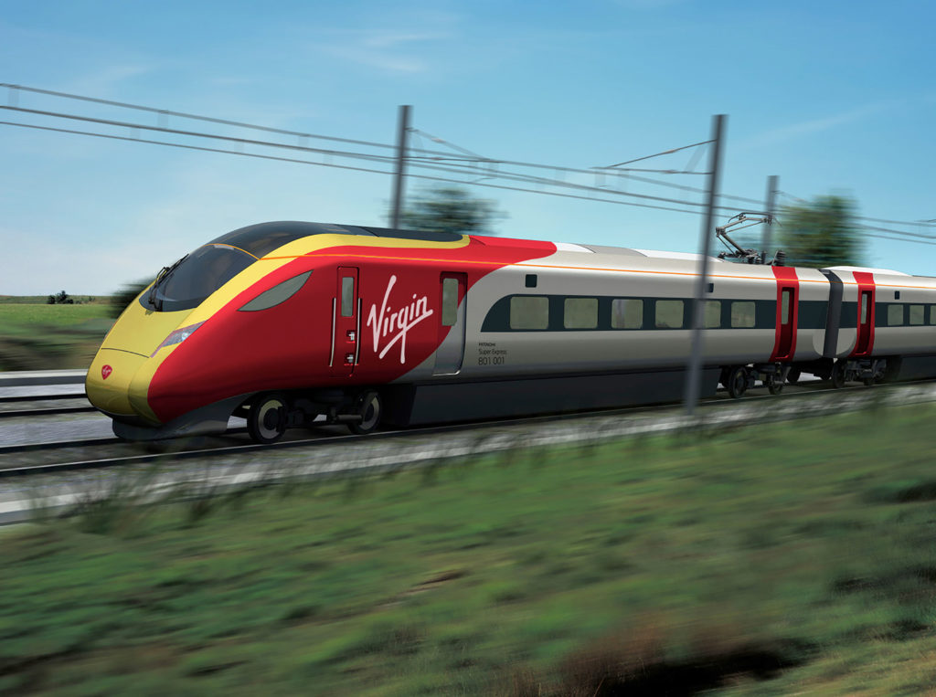 Paragon ID secures new contract with Virgin Train East Coast